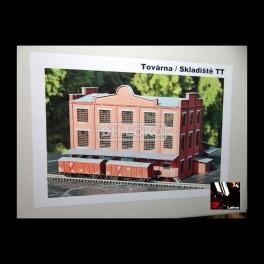 TT továrna/skladiště