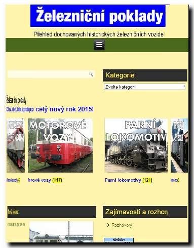 Přehled dochovaných historických železničních vozidel